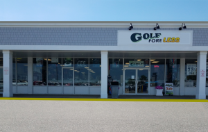 Golf Fore Less TJ Maxx Plaza Storefront